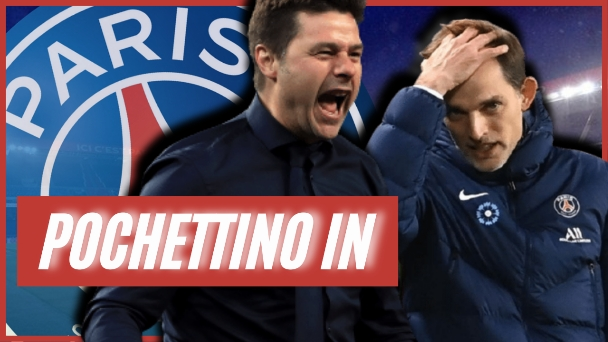 Pochettino in, Tuchel Out